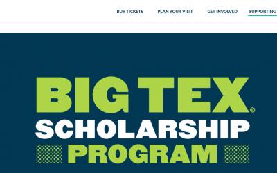 Big Tex Scholarship Program