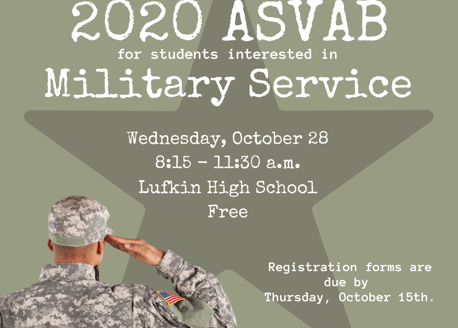 Interested in Military Service?