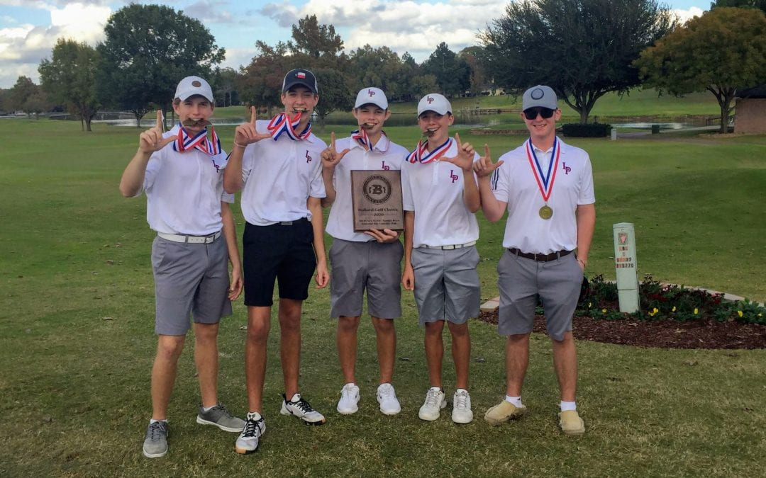 Pack golf team wins second straight tournament