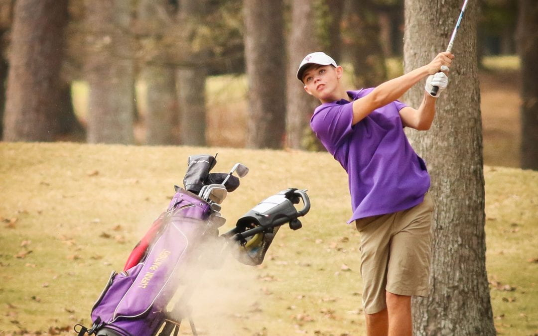Stafford birdies five of last six holes to finish Lufkin Panther Invitational golf tournament