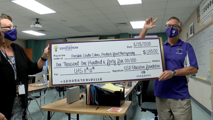 Lufkin Education Foundation Grant Recipient