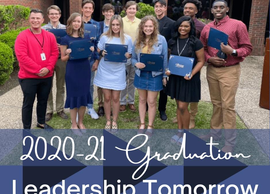 2020-21 Leadership Tomorrow Graduation