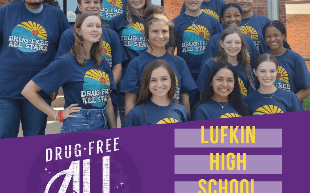 2021-22 Angelina County Drug Free All Stars