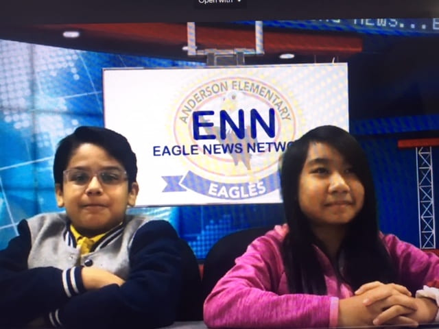 Eagle News Network Broadcast