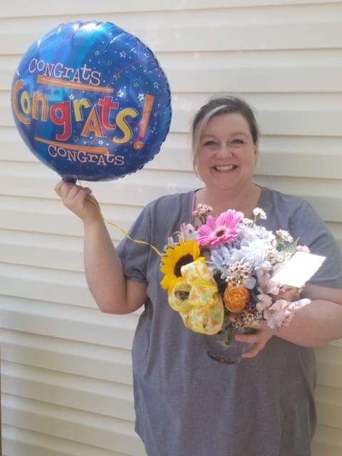 Congratulations, Lauren Roberts Leon, Anderson's Teacher of the Year 2020!!!