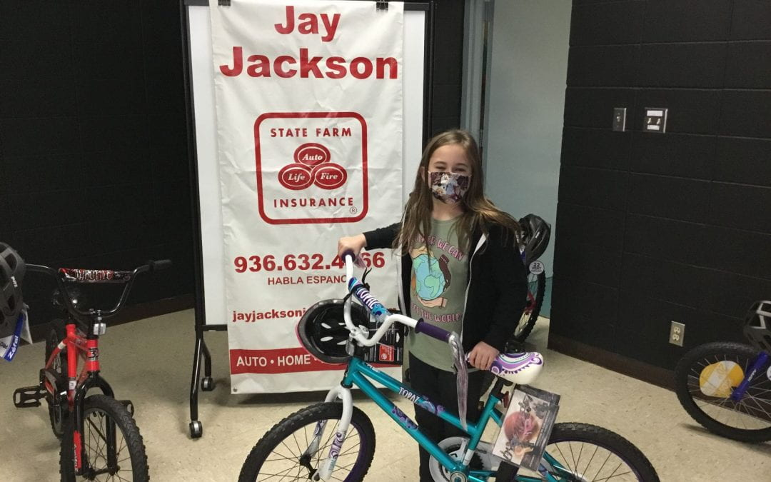 THANK YOU JAY JACKSON AT STATE FARM INSURANCE