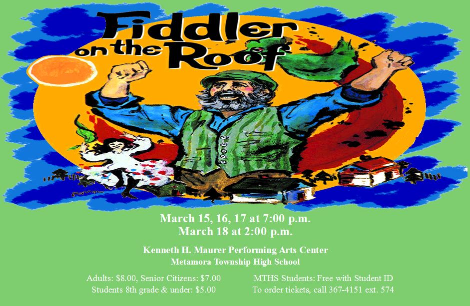 2018 Fiddler on the Roof