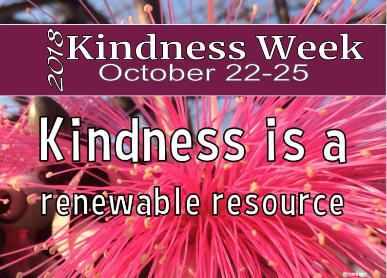 2018 Kindness Week