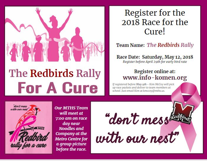 2018 Race for the Cure 2