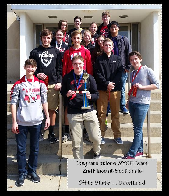 WYSE Sectionals 2017