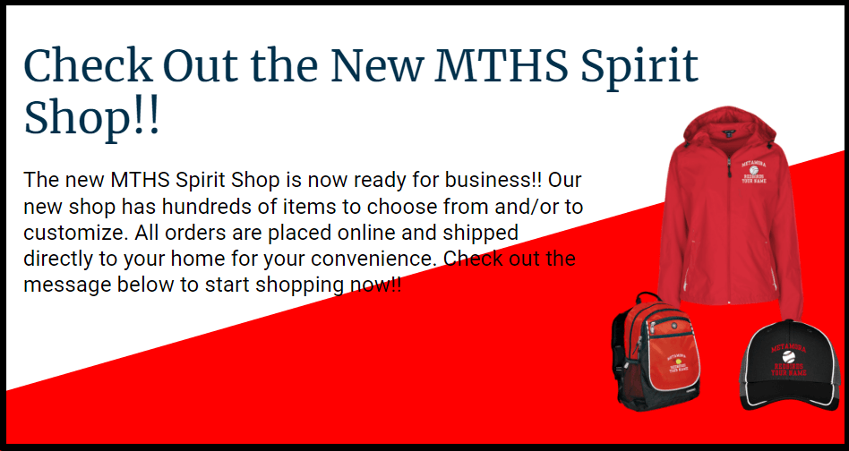 mths spirit shop
