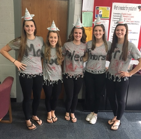2016 Shark Week  sc 1 st  Metamora Township High School & Halloween at MTHS | Metamora Township High School