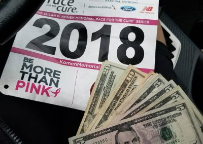 2018 Race for the Cure