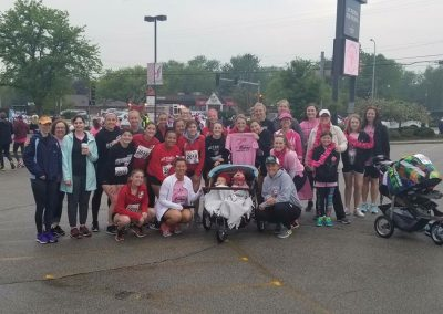 2018 Race for the Cure Team