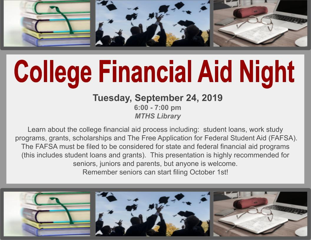 Financial Aid Night 9.24.2019 - Final