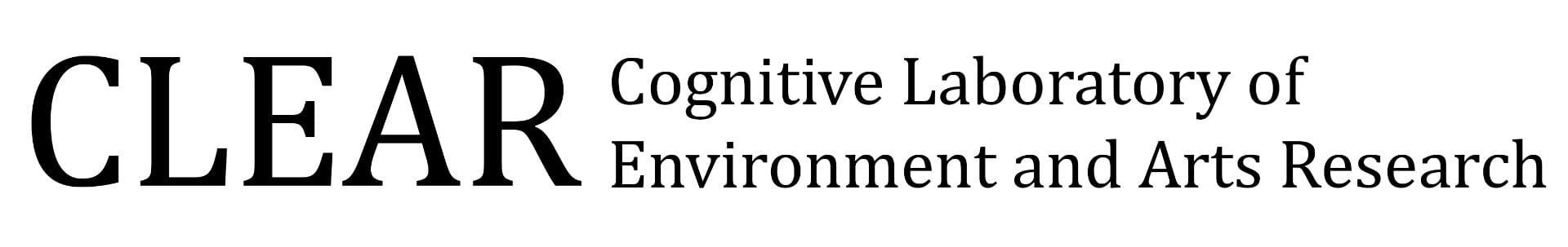 Cognitive Laboratory of Environment and Arts Research