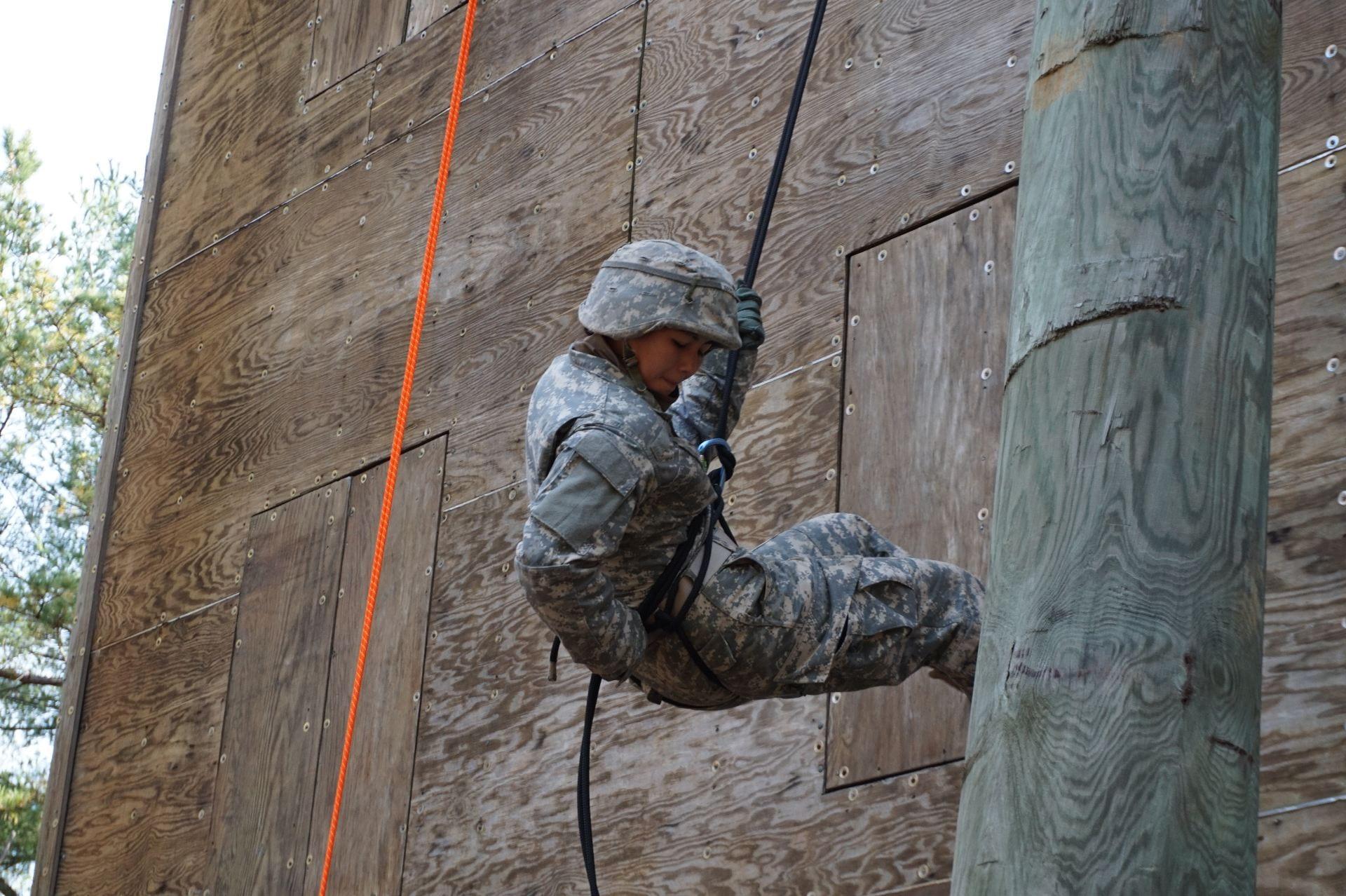 Cadet Kraemer Hanging Out