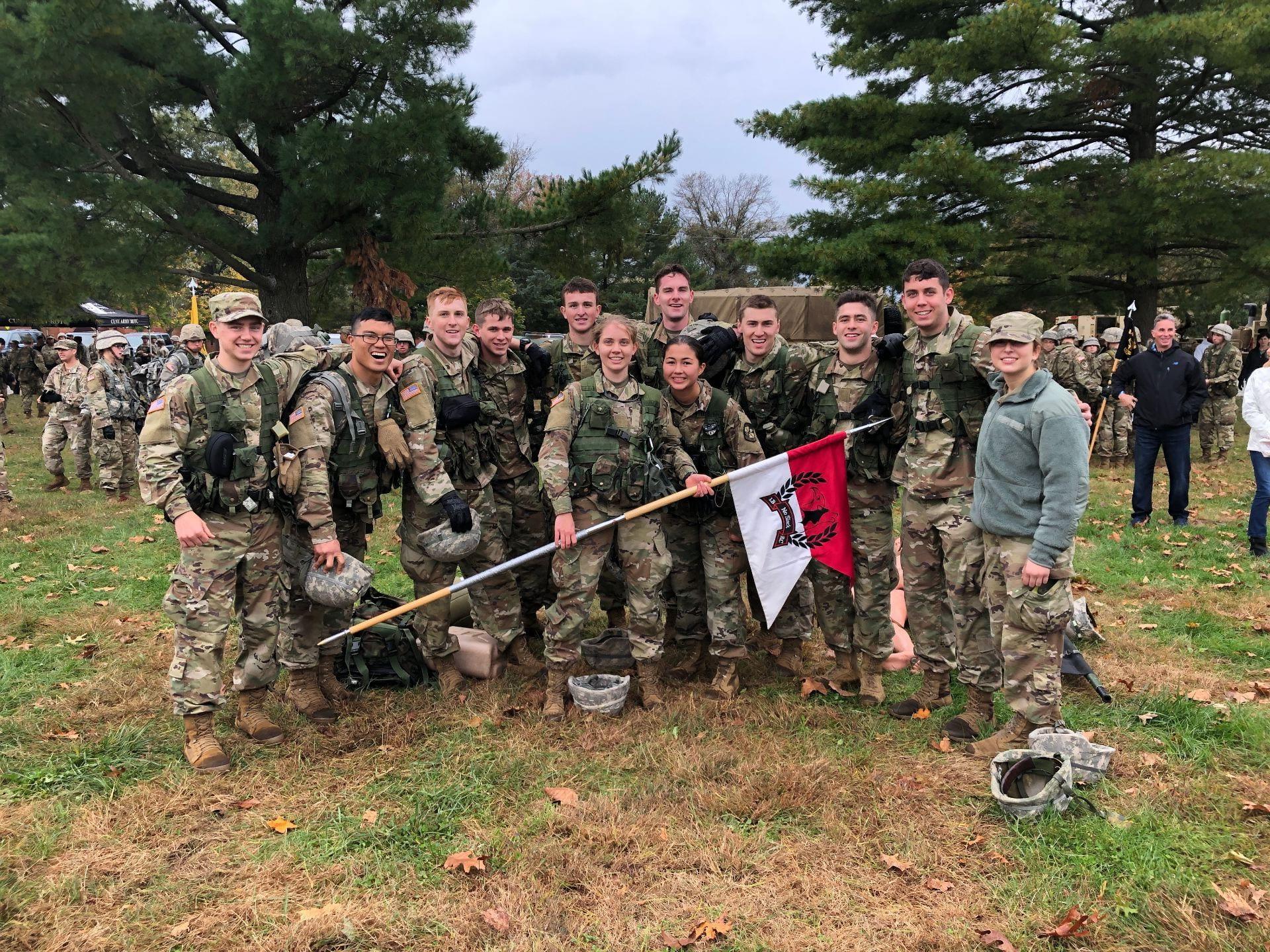 Ranger Challenge 2019