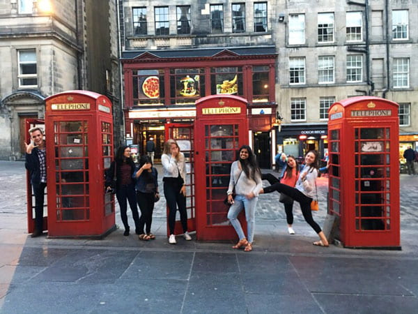 Using Your Cellphone Abroad