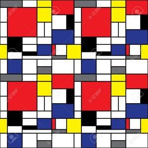 18314453-Seamless-Mondrian-Background-Stock-Vector-bauhaus