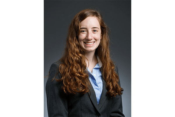 Beth Wins Donald F. & Mildred Topp Othmer Scholarship