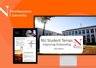 Handbook for NU Student Temps