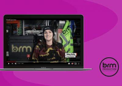 BRM Production Company – Marketing Video