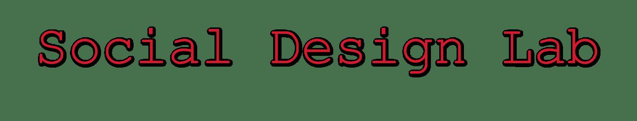 Social Design Lab