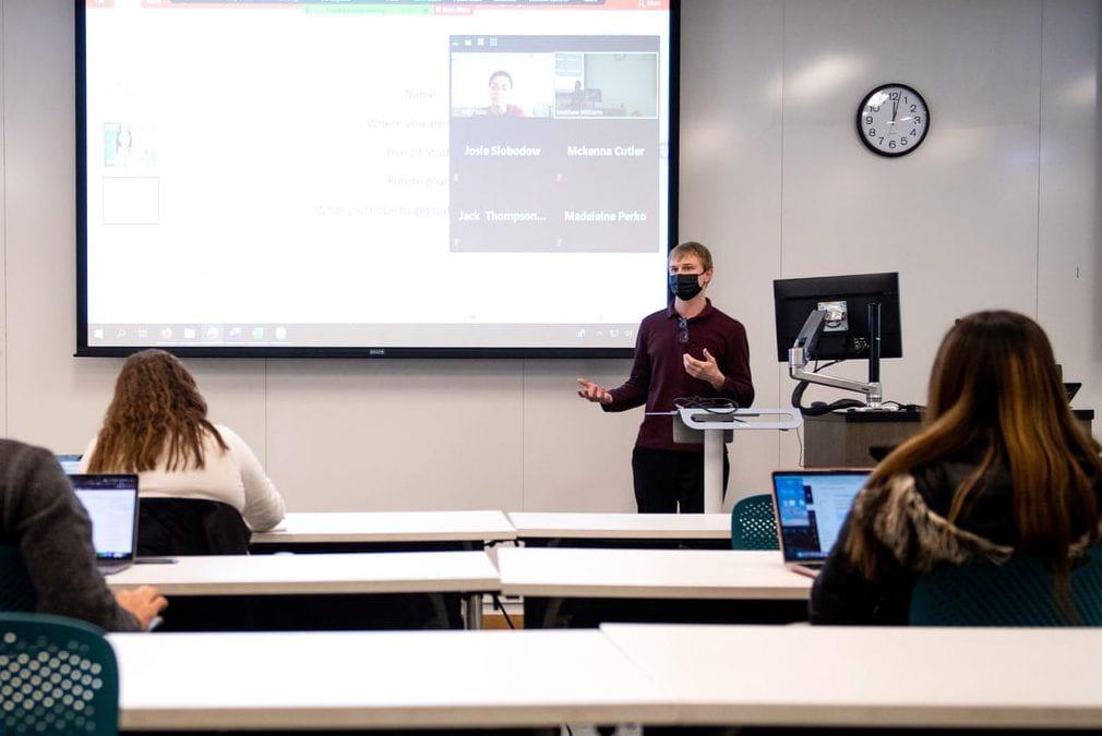"Faculty and Staff Tech Update2/26/21: ""Zoom Bombing"", Blackboard Retirement, Wellness Mobile App"