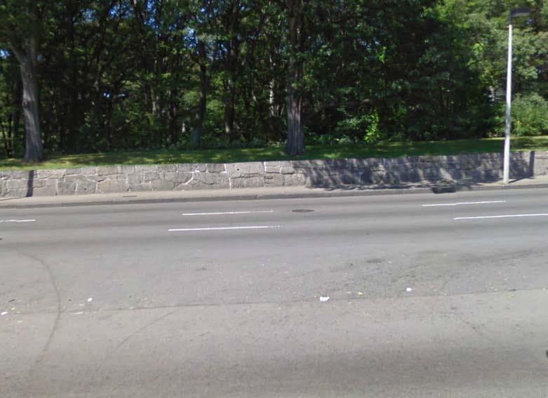 Improving Pedestrian Access to Franklin Park