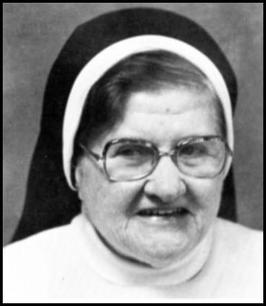 "Sister Carmelia ""Carmie"" O'Connor"
