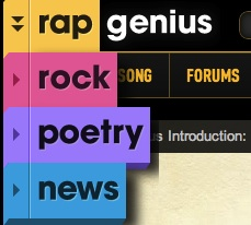 Rap Genius and more