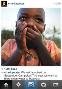 nonprofit instagram