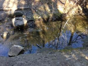 more water blunn creek