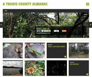 Travis county Almanac