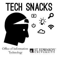 Tech Snacks logo