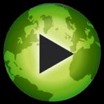 Panopto logo with globe