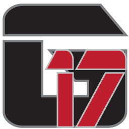 Gate 17 Simple Logo