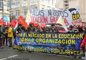 Tara Garvey:  Education in Chile