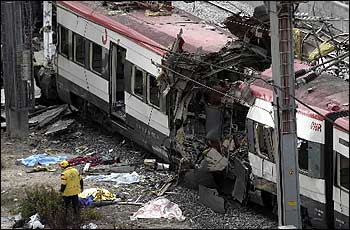 2004 Madrid train bombings