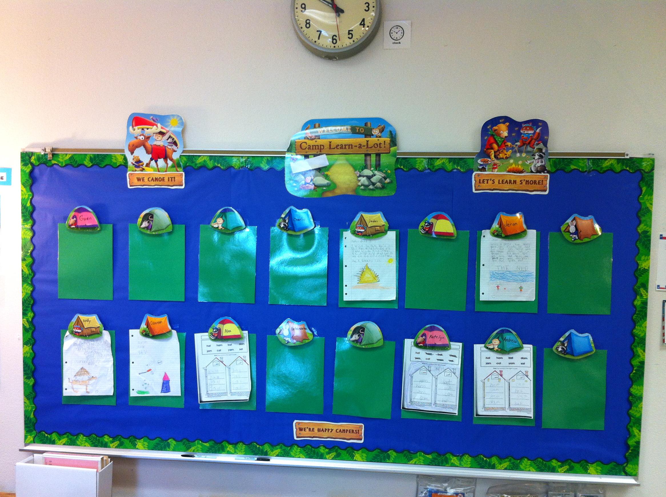 Bulletin Boards Clare Healy S Education Portfolio