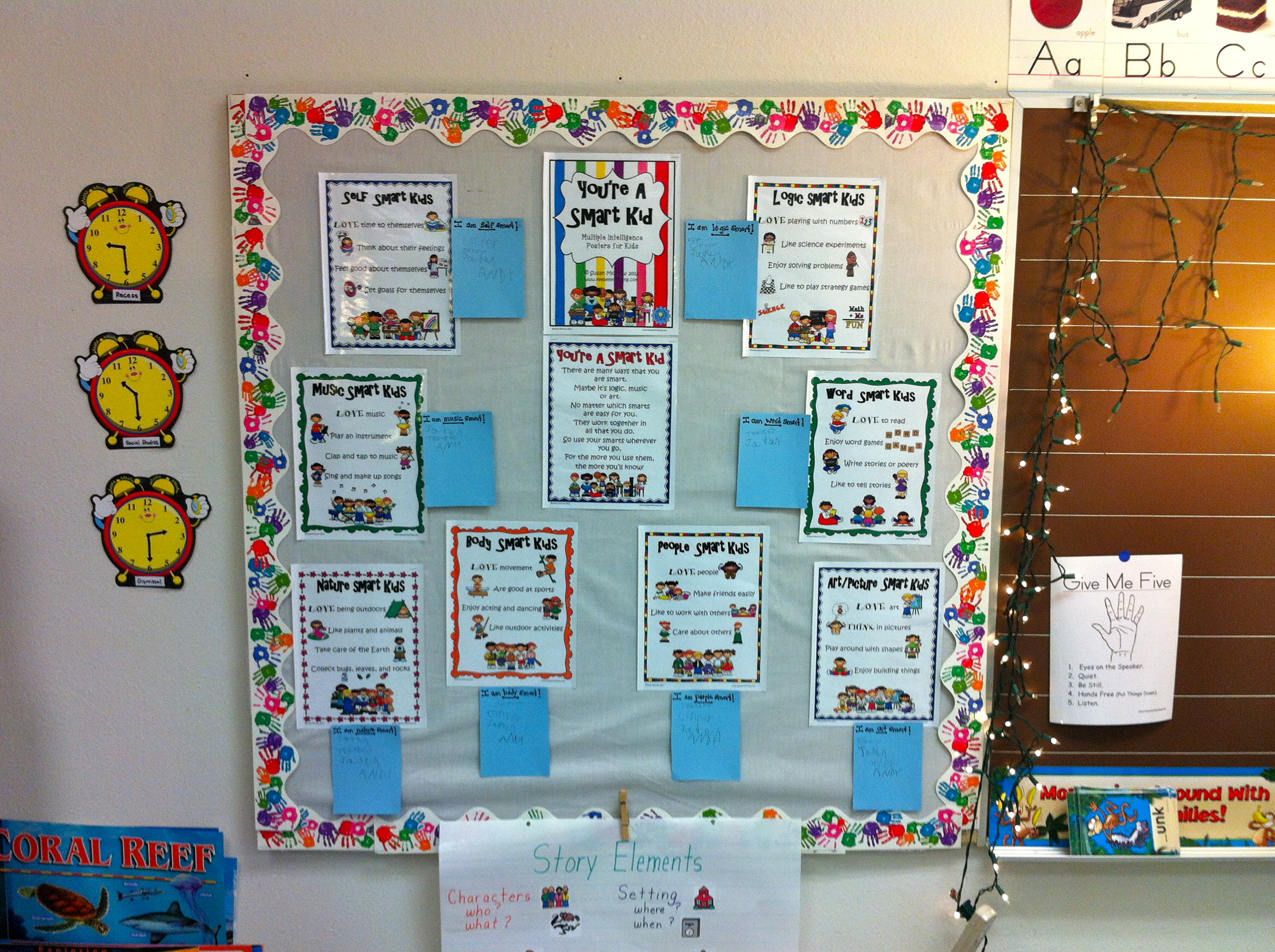 Bulletin Boards   Clare Healy  39 s
