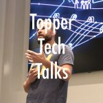 Topper Tech Talks Logo