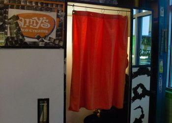 Amy's Ice Cream Photo Booth,