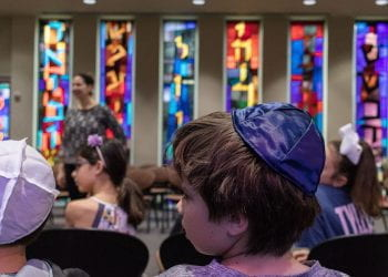 Learning In The Chapel | 2019-03-10, Agudas Achim