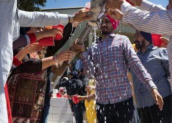 Cleansing Ritual | 2019-04-14, Austin Gurdwara Sahib