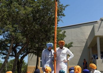 A Fresh Symbol of Faith | 2019-04-14, Austin Gurdwara Sahib