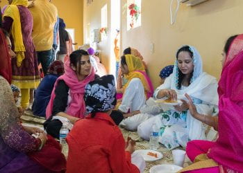 One Food, One Level, One People | 2019-04-14, Austin Gurdwara Sa
