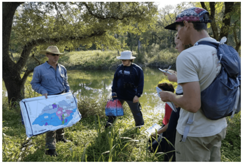 Our trip to the Water Quality Protection Lands of Austin!