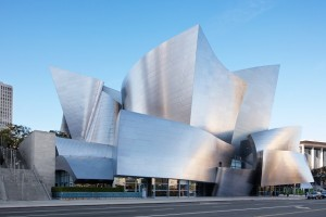 Walt-Disney-Concert-Hall-American-buildings-that-changed-History